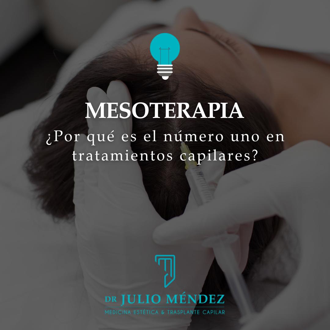 tratamiento capilar mesoterapia